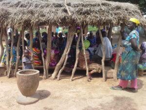 Women group Tamale